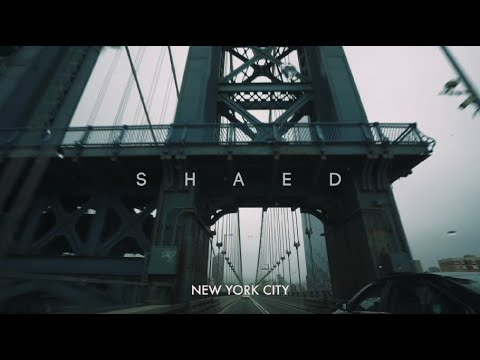 Mike Jones - VIDEO - NYC: A Day In The SHAED