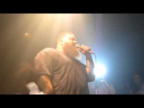 Action Bronson x Harry Fraud- Triple Backflip @ Santos Party House, NYC