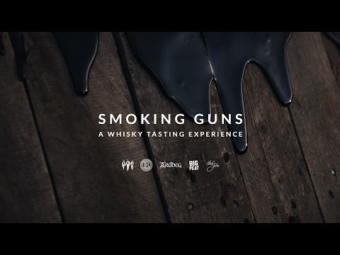 Smoking Guns – Whisky Tasting Set