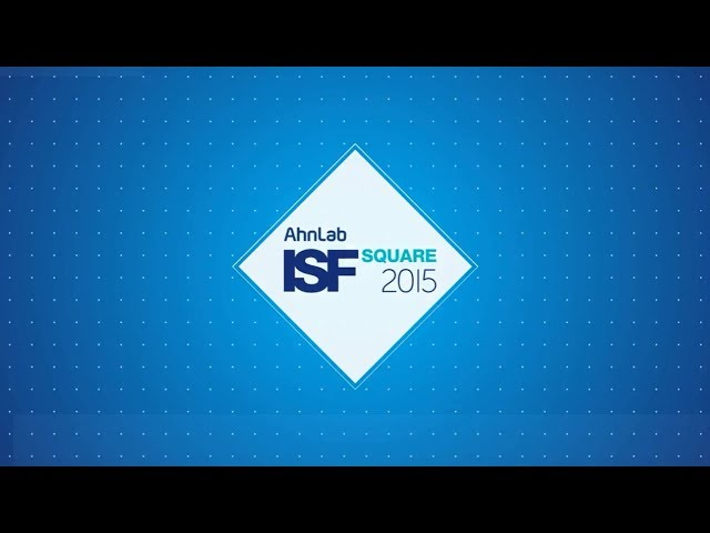 AhnLab ISF SQUARE 2015 스케치 영상