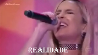 JESSIE J X CLAUDIA LEITTE - EXPECTATIVA X REALIDADE