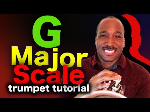 How To Play G Major Scale On Trumpet