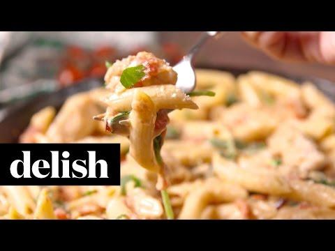 Chicken Florentine Pasta | Delish