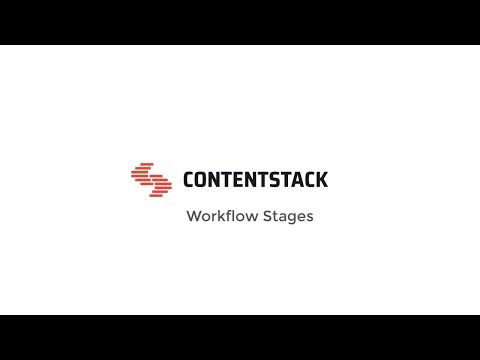 Workflow Stages Overview