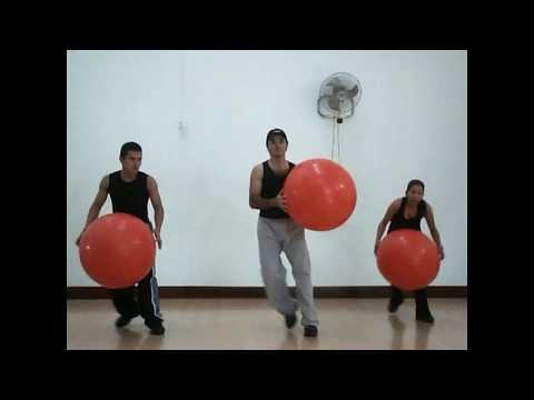 Cardio Fit Ball