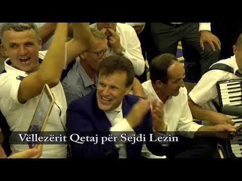 Vëllezërit Qetaj për Sejdi Lezin - President Ibrahim Rugova