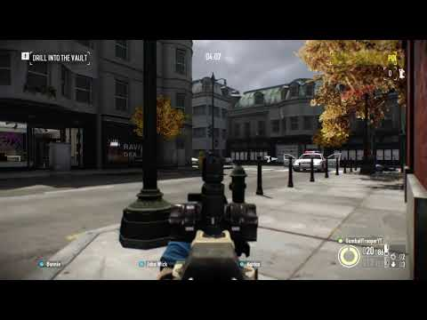 Payday 2:Bored |