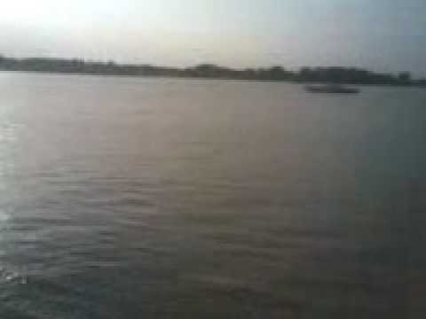 Budge-Budge river.