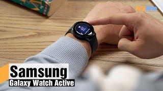 samsung Galaxy Watch Active  обзор смарт-часов