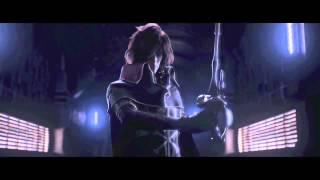«Космический пират Харлок» 2014  Трейлер  Японский 3D мультфильм