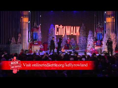 The Salvation Army Rock The Red Kettle Concert