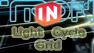 Disney Infinity: Toy Box Share - Light Cycle Grid