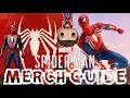 The Ultimate Spider-Man PS4 Merchandise Guide!!! PS4 Pro, Hot Toys, Funko Pops, Pins, & More!!!