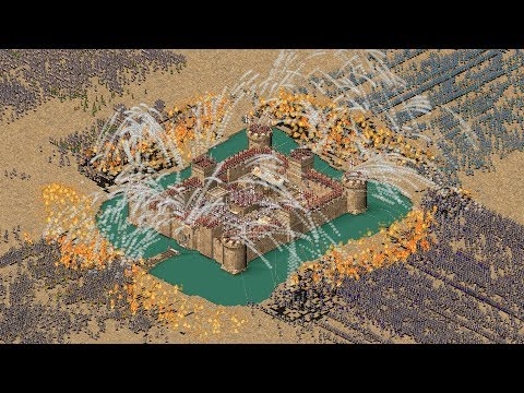 THE LAST CASTLE - Stronghold Crusader