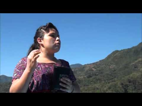 Solista Maria Cristina Ramirez,  Mi Dios yo tre amo Video Clip Vol 1