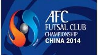 LIVE: Bank of Beirut SC vs Chonburi Bluewave: AFC Futsal Club Championship 2014 (Group Stage)