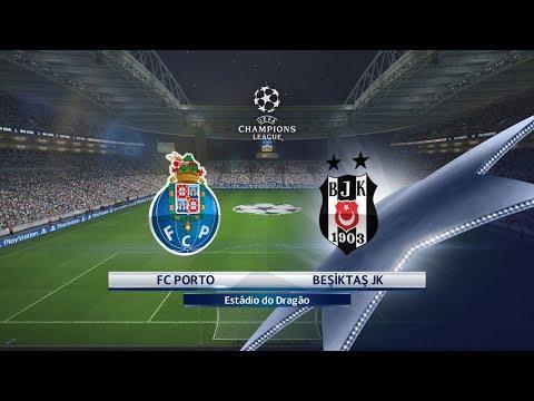 FC Porto vs Beşiktaş | 13/09/2017 | UEFA Champions league 2017/2018