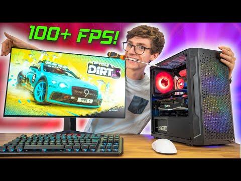 The $1500 Gaming PC Build 2021! - RX 6700 XT, i7 11700F w/ 1440p Gameplay Benchmarks thumbnail
