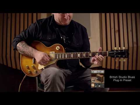 Fender '55 Tweed Deluxe avec Josh Smith