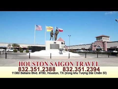 Houston Saigon Travel