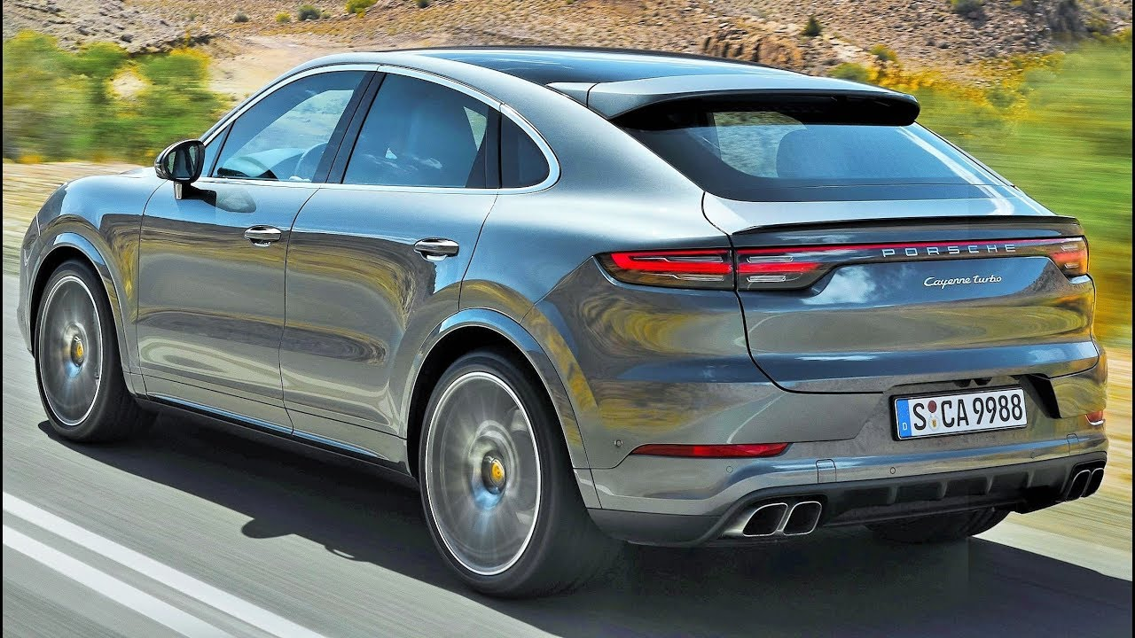 2020 Porsche Macan: News, Turbo, GTS, Release >> 2020 Porsche Cayenne Turbo Coupe Luxury Performance Suv