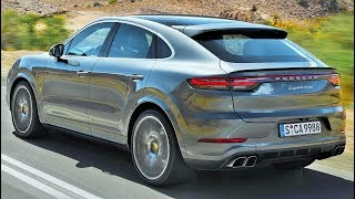 2020 Porsche Cayenne Turbo Coupe - Luxury Performance SUV