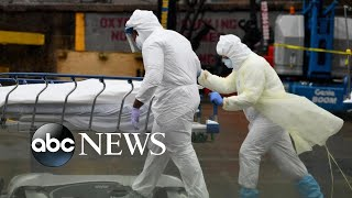 More than 100,000 lives lost to coronavirus in the US | WNT