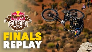The Final Runs from Red Bull Rampage 2019 | Full Replay