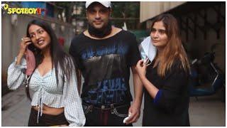 Krushna Abhishek, Arrti Singh \u0026 Kashmera Shah Snapped At FoodHall