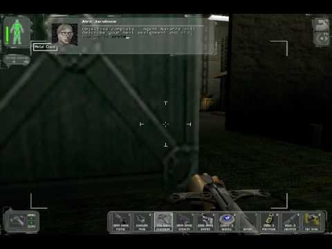 Deus Ex Mission 2: Castle Clinton