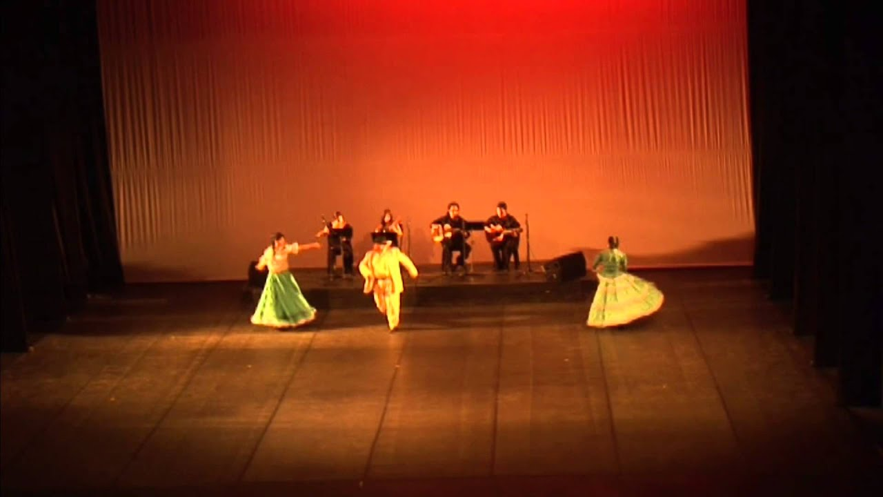 Maestro Abelardo Jaimes (Danza contemporánea)