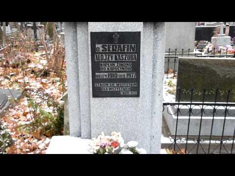 Cmentarz Janowski   grób Kaszuby