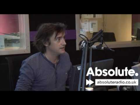Richard Hammond talks to Christian O'Connell on Absolute Radio