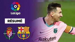 Résumé : Le FC Barcelone en fanfare avant les fêtes avec un Messi au sommet !