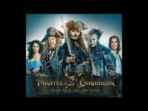 Pirates of the Caribbean - Dead Men Tell No Tales - Soundtrack 16 - My Name Is Barbossa