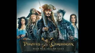 Pirates Of The Caribbean Dead Men Tell No Tales Soundtrack 16 My Name Is Barbossa
