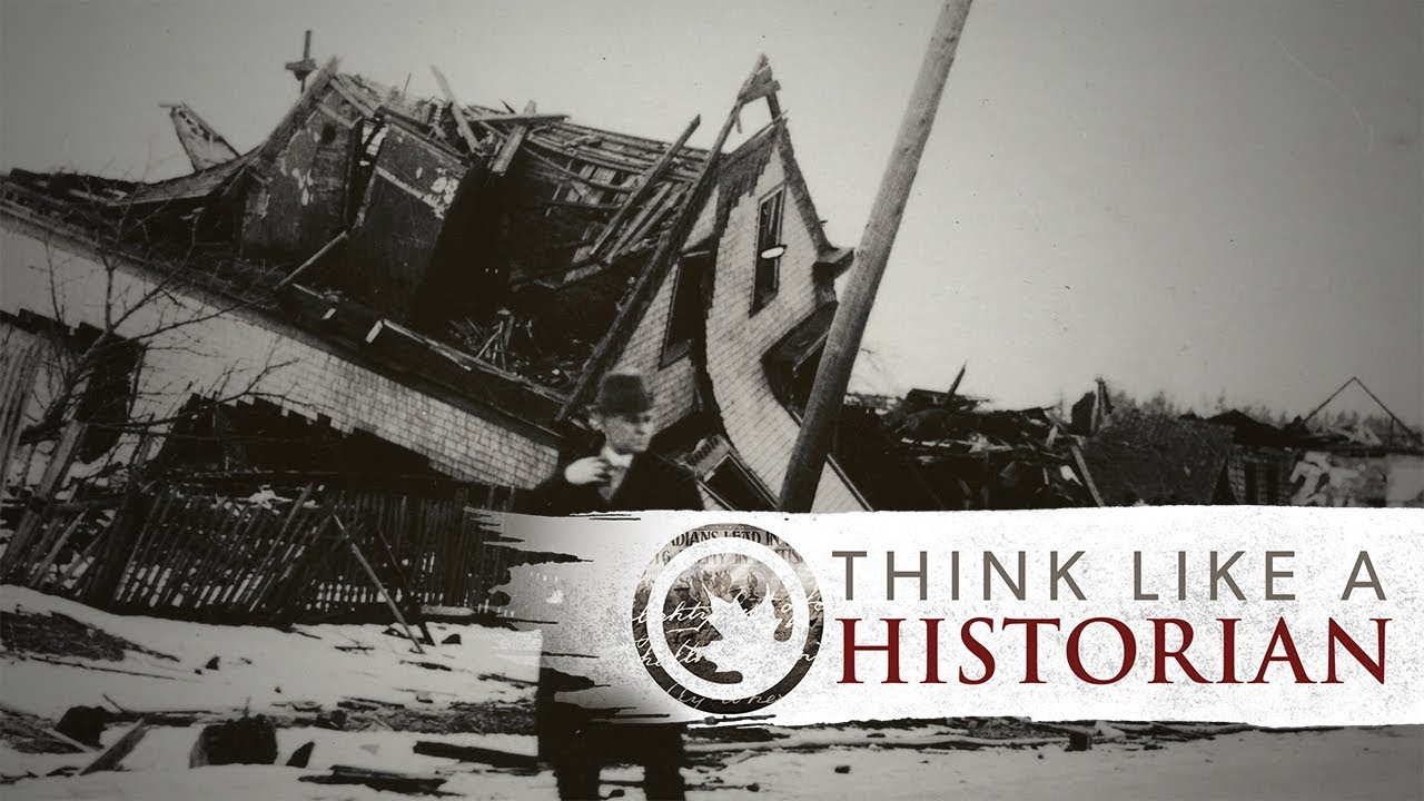 Think Like a Historian: The Halifax Explosion