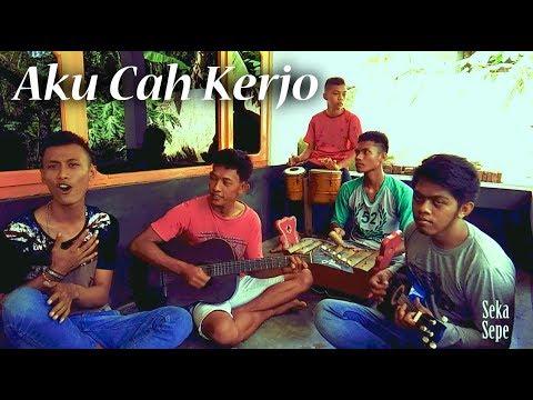 Aku Cah Kerjo - Nella Kharisma (PENDHOZA) Cover By Sekasepe