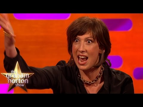 Miranda Hart Talks About Pussy, Sperm and Other Nicknames  The Graham Norton