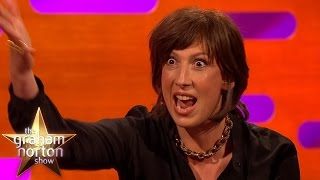 Miranda Hart Talks About Pussy, Sperm (and Other Nicknames) - The Graham Norton Show