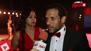 اتفرج | نجوم «البر التاني» في مهرجان القاهرة السينمائي