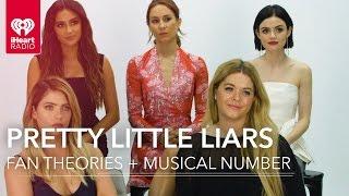 Pretty Little Liars' Favorite Fan Theories | Exclusive Interview
