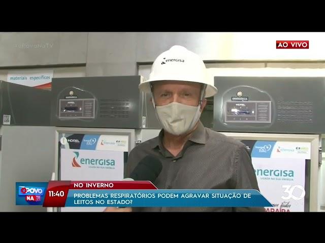 Energisa doa 14 câmaras frias para conservação de vacinas da covid-19 - O Povo na TV