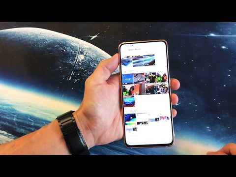 Galaxy A80: How to Delete Photos & Videos to FREE UP STORAGE (Need Empty Recycle Bin)
