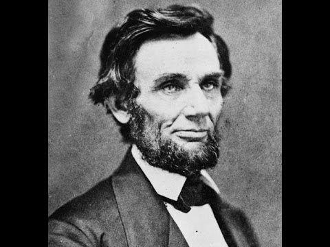 Lincoln's Autobiographical Sketch (1859)