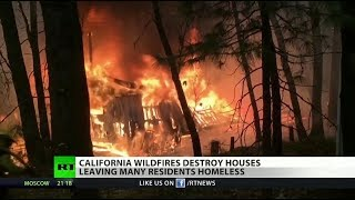 Special Report: Victims of California Wildfires