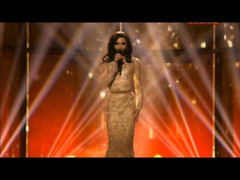 Евровидение-2014 Кончита Вурст Финальная песня (Eurovision 2014 Conchita Wurst)