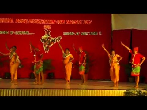 Ya koliwada chi shan - Holy Cross Annual Day