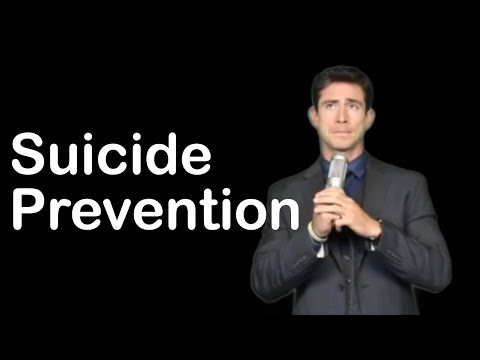 Suicide Prevention- For those in the struggle