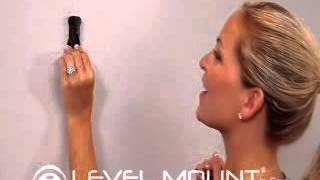 Level Mount Do It Yourself TV Wall Mount Installation Guide